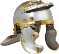CASCO ROMANO METAL