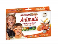 SET ANIMALS 6 UNIDS. COLORES SURTIDOS
