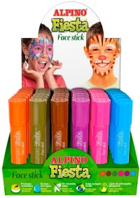 EXPOSITOR FACE STICK 36 BARRAS FANTASY