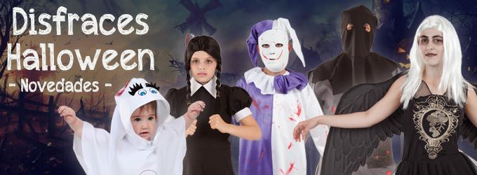 Disfraces para Halloween al por mayor
